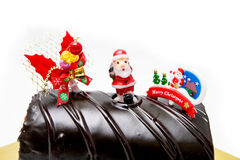 Choco-Kuchen Lizenzfreies Stockfoto