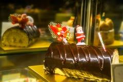 Choco-Kuchen Stockfotografie