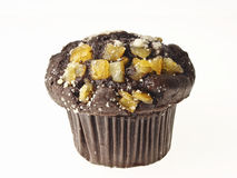 Choco muffin Royalty Free Stock Photography