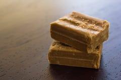 Choco Nut Bar Stock Photos