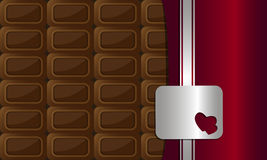 Choco5 Images libres de droits