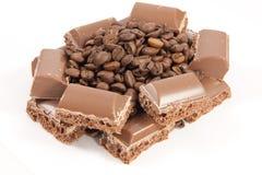 Chocobeans lizenzfreies stockbild