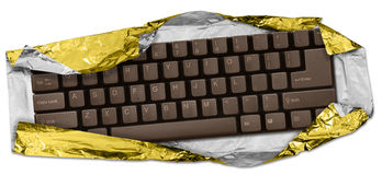 ChocoBoard Royalty Free Stock Photos