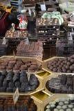 ChocoFest - festival av choklad - Italien Arkivbilder