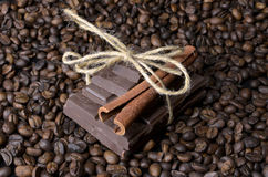 Chocogift royalty free stock images