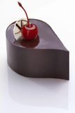 chocolade торта Стоковые Фото