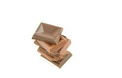 Chocolade Royalty-vrije Stock Foto's