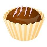 Chocolade stock illustratie