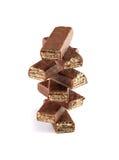 Chocolade Stock Afbeeldingen