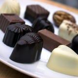 Chocolade!!! Royalty-vrije Stock Fotografie