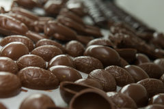 Chocolade 2 Stock Foto's