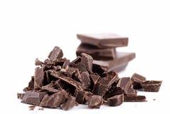 Chocolade royalty-vrije stock afbeeldingen