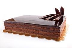 Chocolade Cack Royalty-vrije Stock Afbeeldingen