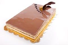 Chocolade Cack Royalty-vrije Stock Fotografie