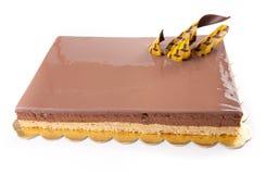 Chocolade Cack Royalty-vrije Stock Foto's