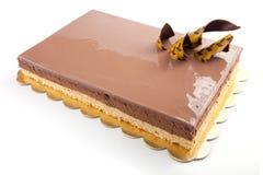 Chocolade Cack Royalty-vrije Stock Afbeelding