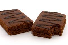Chocolade cakes#2 Stock Fotografie