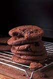 Chocolade Chip Cookies Stock Fotografie