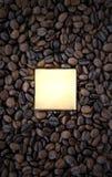 Chocolade en Koffie royalty-vrije stock fotografie