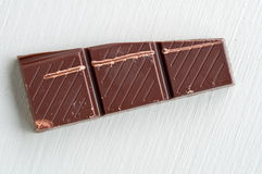 Chocolade-Stange Lizenzfreie Stockfotos
