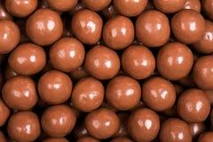 Chocolade zoete achtergrond royalty-vrije stock afbeelding