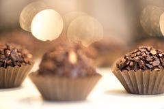 Chocoladebrigadegeneraal Royalty-vrije Stock Foto