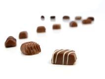 Chocoladebruin Stock Afbeeldingen