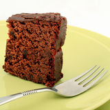 Chocoladecake Stock Fotografie