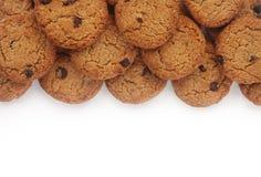 Chocoladekoekje Royalty-vrije Stock Fotografie