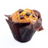 Chocolademuffin Stock Afbeeldingen