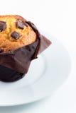 Chocolademuffin Royalty-vrije Stock Afbeelding
