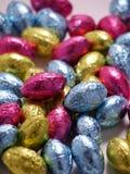 ChocoladePaaseieren Royalty-vrije Stock Afbeelding