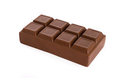 Chocoladereep Royalty-vrije Stock Afbeeldingen