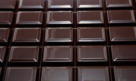 Chocoladereep met weg 2 stock fotografie