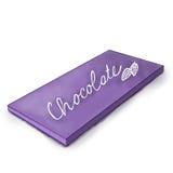 Chocoladereepomslag binnen Royalty-vrije Stock Foto's