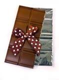 Chocoladerepen Royalty-vrije Stock Afbeeldingen