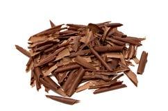 Chocoladescheerbeurten Royalty-vrije Stock Fotografie
