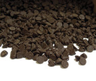 Chocoladeschilfers Royalty-vrije Stock Afbeelding