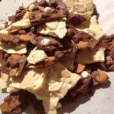 Chocoladeschors stock fotografie