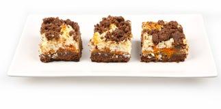 Chocoladestreusel Royalty-vrije Stock Fotografie