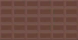Chocoladevector Stock Afbeeldingen
