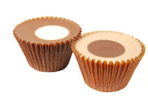 Chocolat élégant image stock