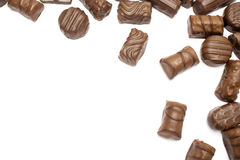 chocolat Fotografia Stock