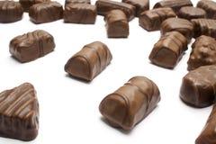 Chocolat Stock Foto's
