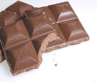 Chocolat Photographie stock