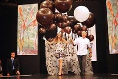 chocolat 2008 du салон Стоковые Фотографии RF