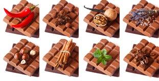 Chocolat. Photo libre de droits