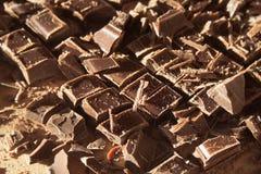 Chocolat Photos libres de droits