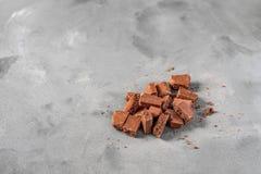 Chocolat aéré Image libre de droits