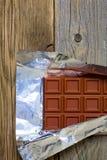 Chocolat au lait Photo libre de droits